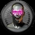 poweramp skin pink atlantis icon