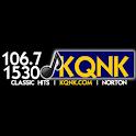 106.7 KQNK-FM