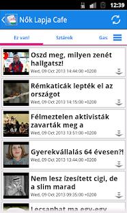 Magyarország Hírek - screenshot thumbnail