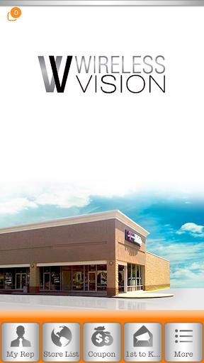 Wireless Vision