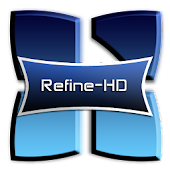 Refine-HD Next Launcher Theme