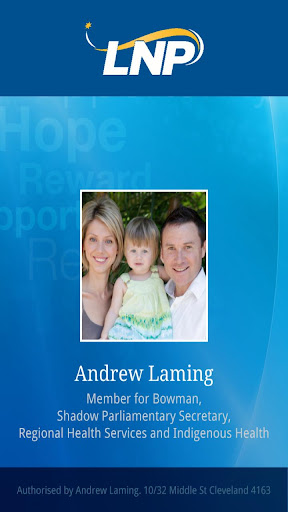 Andrew Laming: Have Your Say