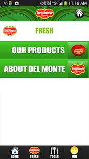 Del Monte Fresh Life - screenshot thumbnail