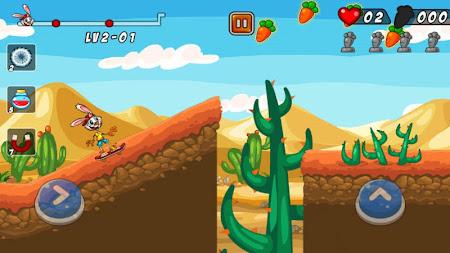 Bunny Skater 1.5 screenshot 8793