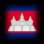 3D Cambodia Live Wallpaper