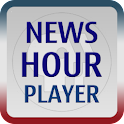 PBS Newshour Player logo
