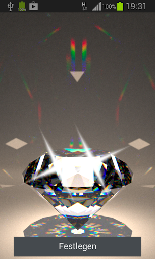 Spin. Diamond Wallpaper 480p