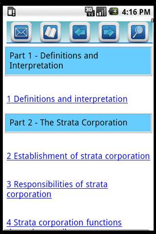 BC Strata Property Act Pro App