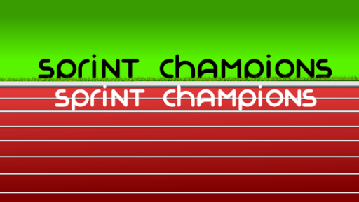 Sprint Champions