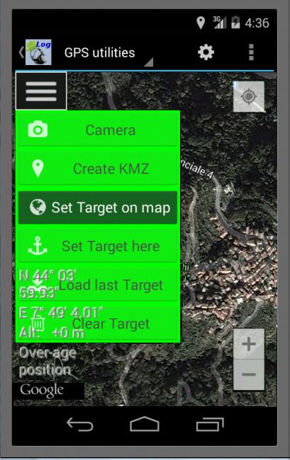 ALog- screenshot