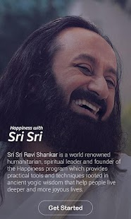 Happiness with Sri Sri- screenshot thumbnail