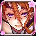 戦国女学園【無料で遊べる進化カードバトルRPGゲーム】 icon