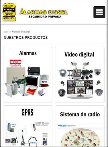 【免費商業App】Alarmas Dissel-APP點子