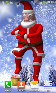 Dance Santa Claus Gangam Style - screenshot thumbnail