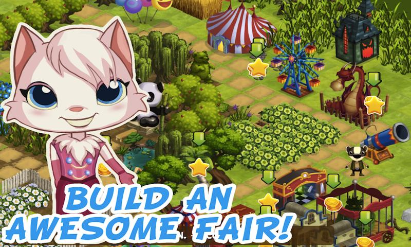 Pet Fair Village - screenshot