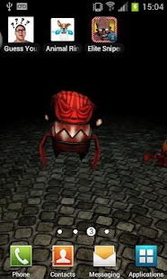 Halloween Monsters Live Wall- screenshot thumbnail
