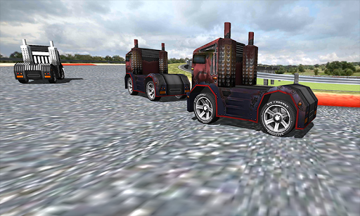 Heavy Truck Speed Racing