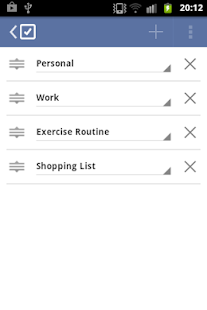 Tasks - Todo / Task management- screenshot thumbnail