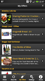 Spotamo - Local Discounts- screenshot thumbnail