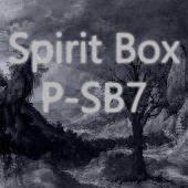 Spirit Box P-SB7 EMF Sensor