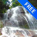 Lost Waterfall Cascade 3D