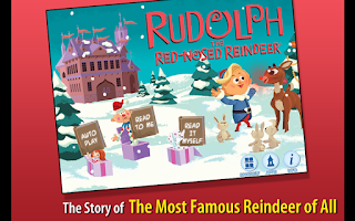 Screenshot of Rudolph the Red-Nosed Reindeer