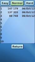 Screenshot of Tap! Tap Faster!