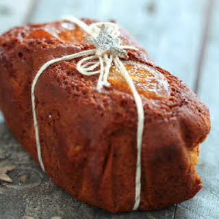 Gingerbread with Candied Orange.