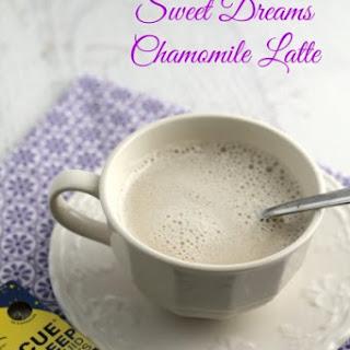 Sweet Dreams Chamomile Latte Recipe