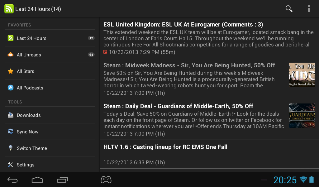 Gaming News - Android Apps on Google Play