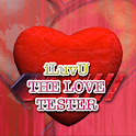 I Love You - The Love Tester icon