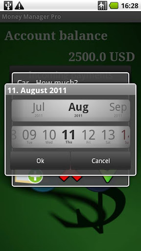 MoneyManager screenshot