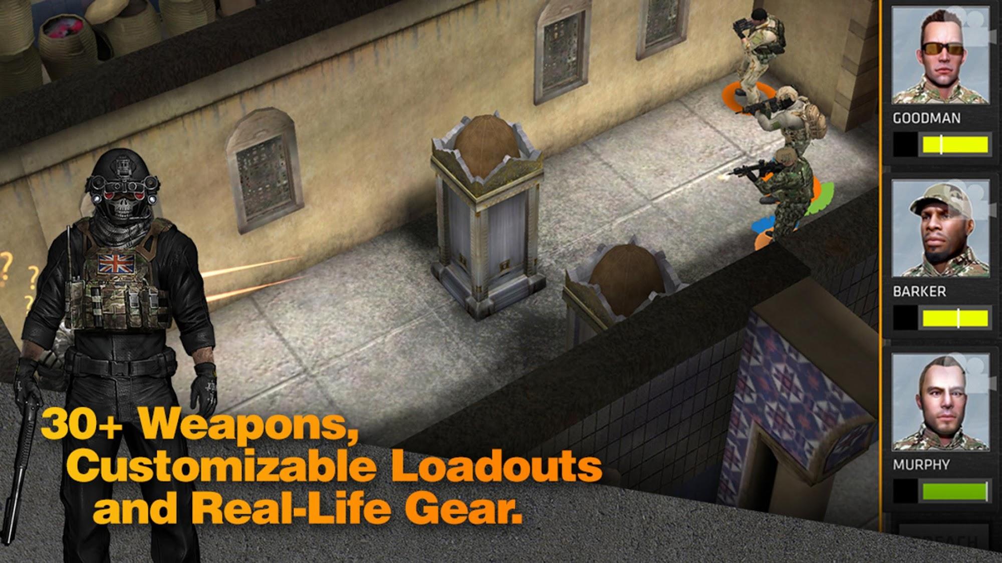 Breach & Clear screenshot #17