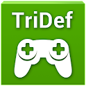 TriDef 3D Games icon