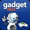 Motorola MILESTONE Gadget Help logo