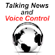 Voice News and Control