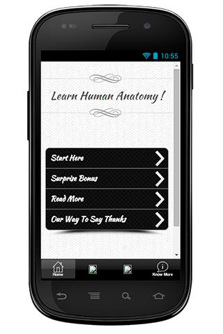 玩書籍App|Learn Human Anatomy Guide免費|APP試玩