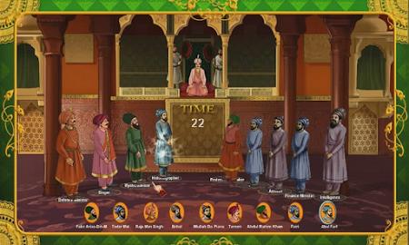 Jodha Akbar Game 1.0.3 screenshot 564823