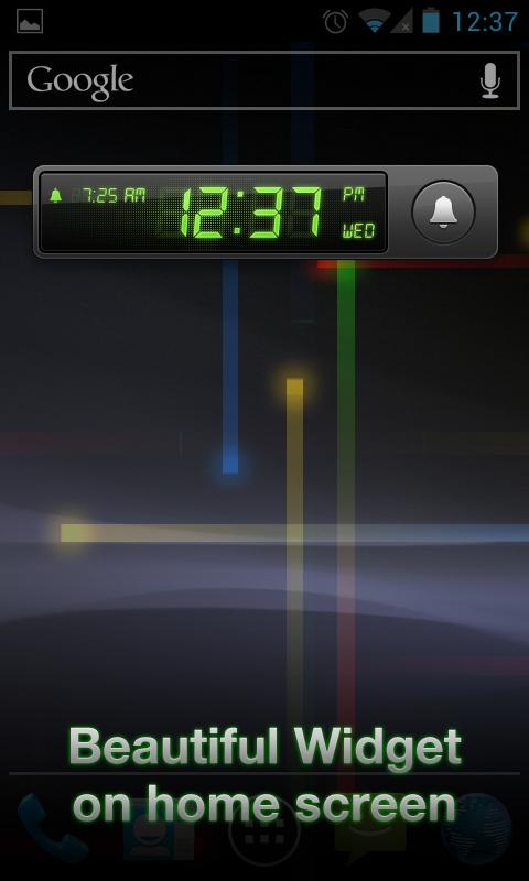 Alarm Clock Pro Screenshot 3