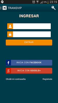 Transvip - screenshot