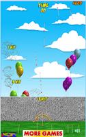 Screenshot of Exploding Balloons