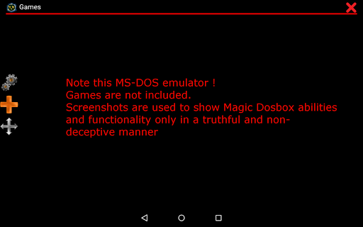 Magic Dosbox Free