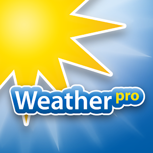 WeatherPro HD for Tablet Icon