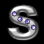 Bling-bling S-monogram