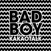 Bad Boy Font Style Kakao Theme