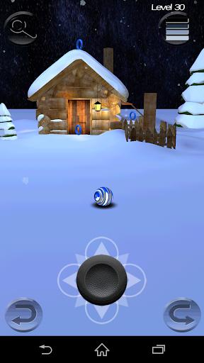 Ball Travel 3D Xmas Version