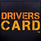 Drivers Card