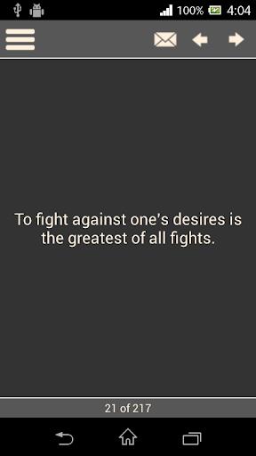 Words of Imam Ali