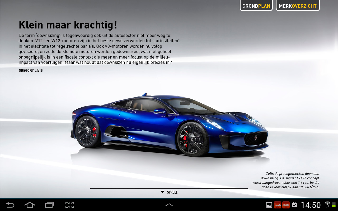 Autosalon 2014 - screenshot