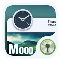 Mood GO Locker Theme icon